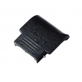 Klapka karty pamięci SD Nikon D5100