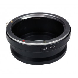 Adapter Canon EOS - NEX Sony E-Mount